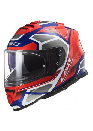 CASQUE LS2 FF800 FASTER RED...