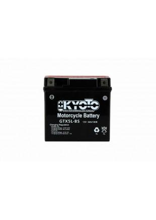 BATTERIE KYOTO GTX5L-BS...