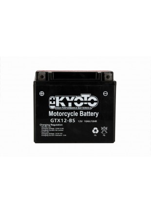 BATTERIE KYOTO YTX12-BS...